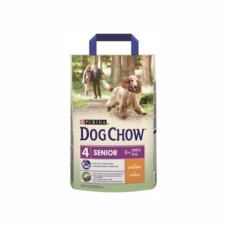 Dog Chow Senior - 2,5 kg.