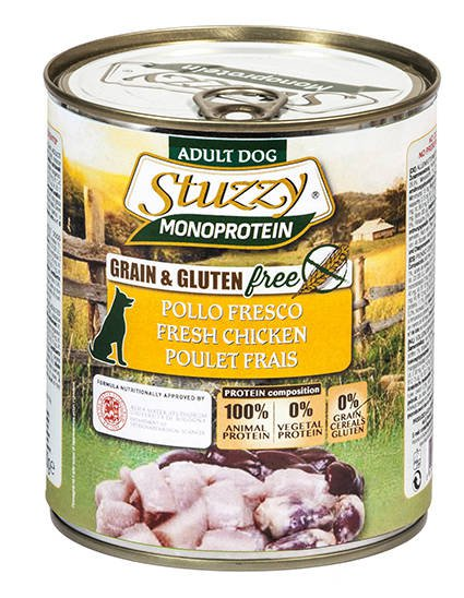 Stuzzy Dog Monoprotein Chicken - 6x800 gr.