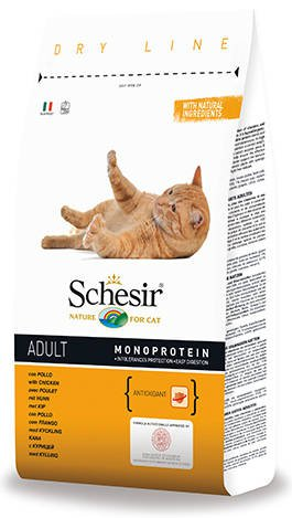 Schesir Cat Dry Main Chicken - 400 gr.