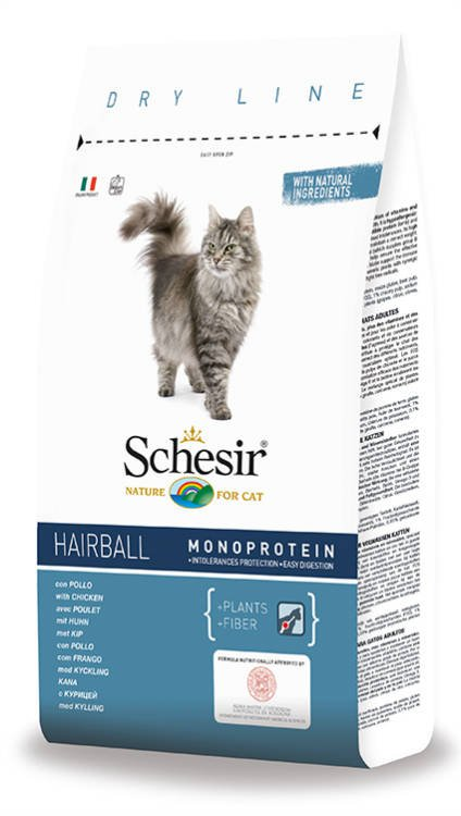 Schesir Cat Dry Persian & Long Haired - 1,5 kg.