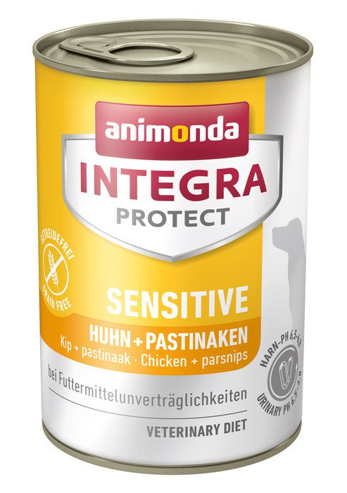 Integra Dog Sensitive Chicken+Parsnip - 6x400 gr.