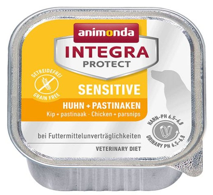 Integra Dog Sensitive Chicken+Parsnip - 11x150 gr.