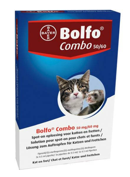 Bolfo Combo Cat 3 Pipet
