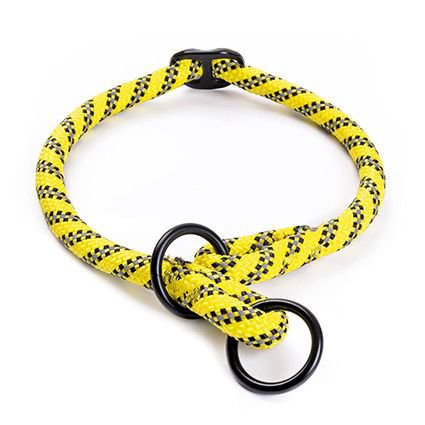 Freezack Rope Collar Yellow S