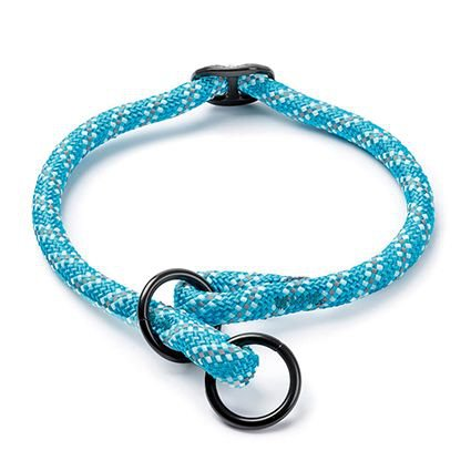 Freezack Rope Collar Blue M