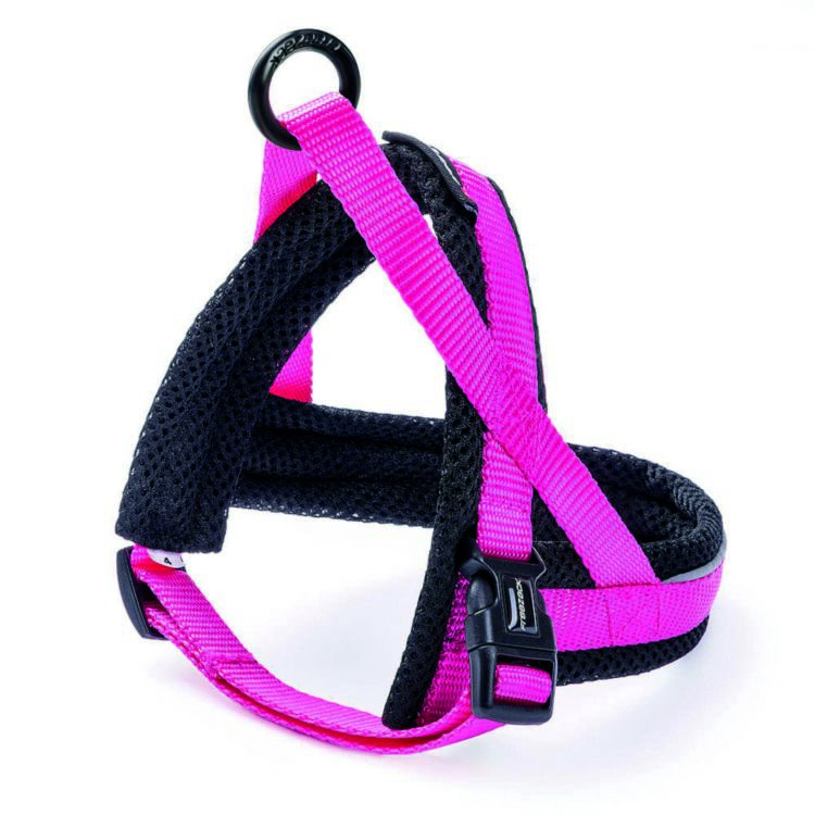 Freezack Harness Nordic Basic Pink Mini4