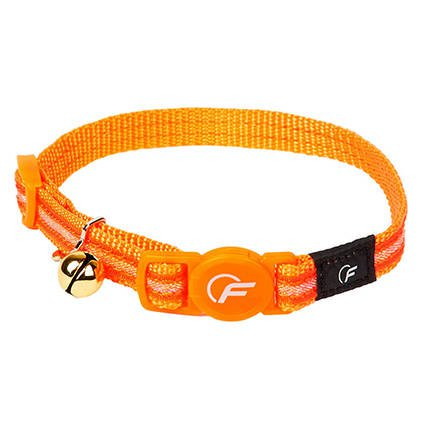 Freezack Cat Collar Color Orange