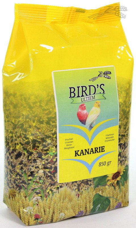 Birds Ultiem Kanarie - 850 gr.