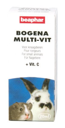 Bogena Multi-Vitamine Knaagdier - 20 ml.