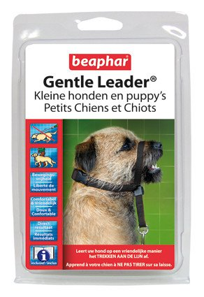 Gentle Leader Small Zwart
