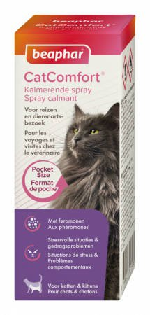 Beaphar CatComfort Kalmerende Spray - 30 ml.