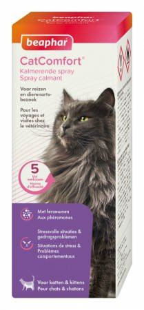 Beaphar CatComfort Kalmerende Spray - 60 ml.