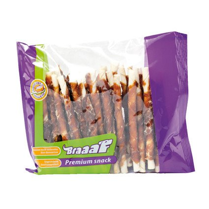Braaaf Roll Sticks Eend 30 st. (ca. 300 gr)