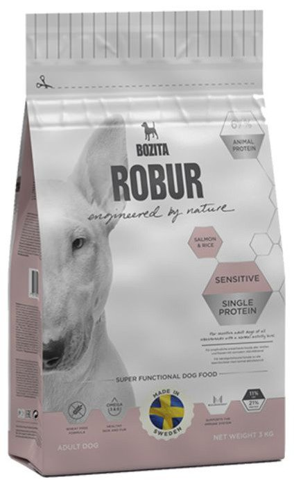Robur WL Sensitive Salmon - 12,5 kg.