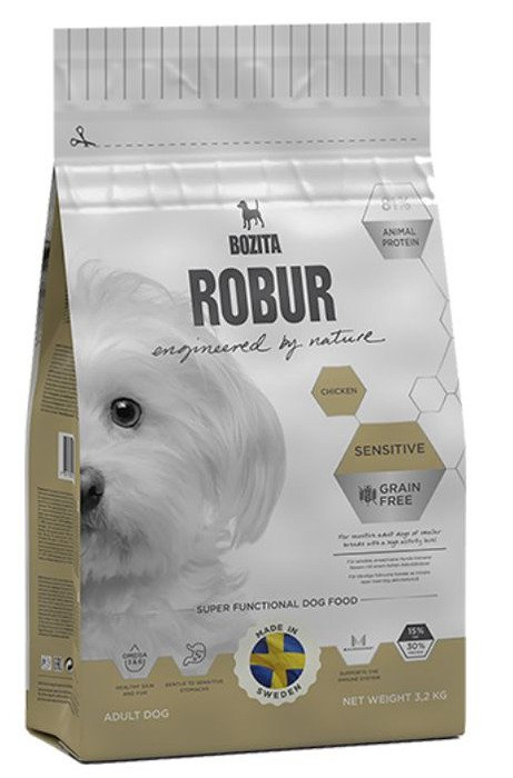 Robur WL Sensitive Chicken - 11,5 kg.