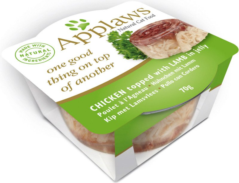 Applaws layer Pots Chicken with Lamb - 70 gr. (12 verp.)