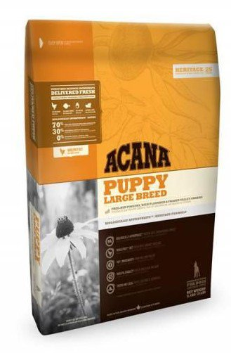 Acana Heritage Puppy Large Breed   - 11,4 kg.