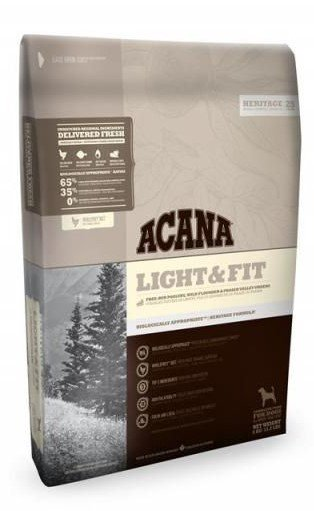 Acana Heritage Light & Fit - 340 gr.