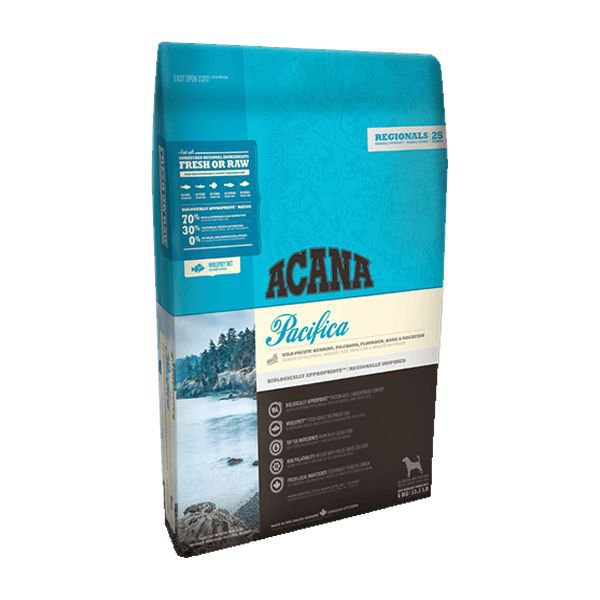 Acana Regionals Pacifica Dog - 11,4 kg.