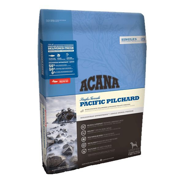Acana Singles Pacific Pilchard - 6 kg.