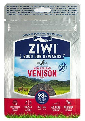 Ziwipeak Dog Rewards Venison - 85 gr.