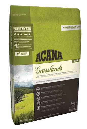 Acana Regionals Grasslands Cat - 5,4 kg.