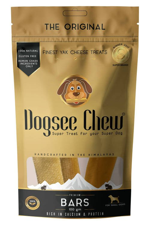 Dogsee Chew Small Bar