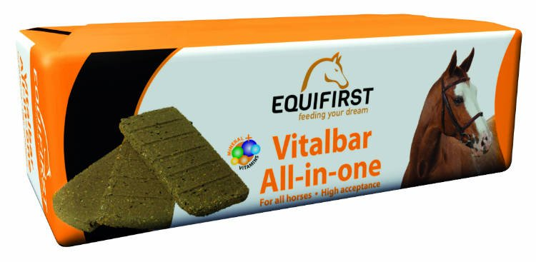 EquiFirst Vitalbar All-in-one - 4,5 kg.