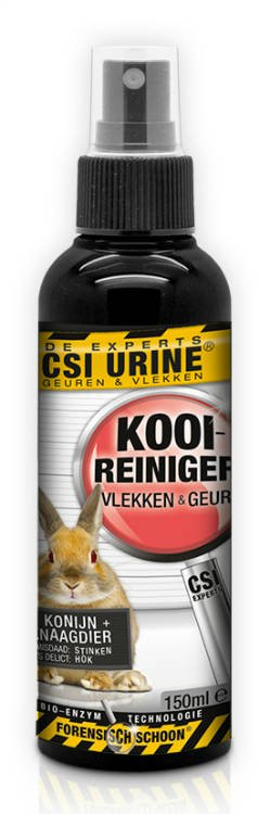 Exil CSI Urine Kooireiniger Spray - 150 ml.