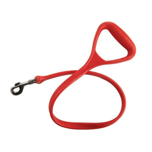 The Perfect Leash - Walker Rood Elastische Looplijn - 84 cm