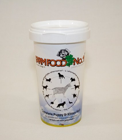 Farm Food puppy & kitten milk - 100 gr.