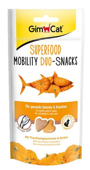 GimCat Superfood Mobility Snack - 40 gr.