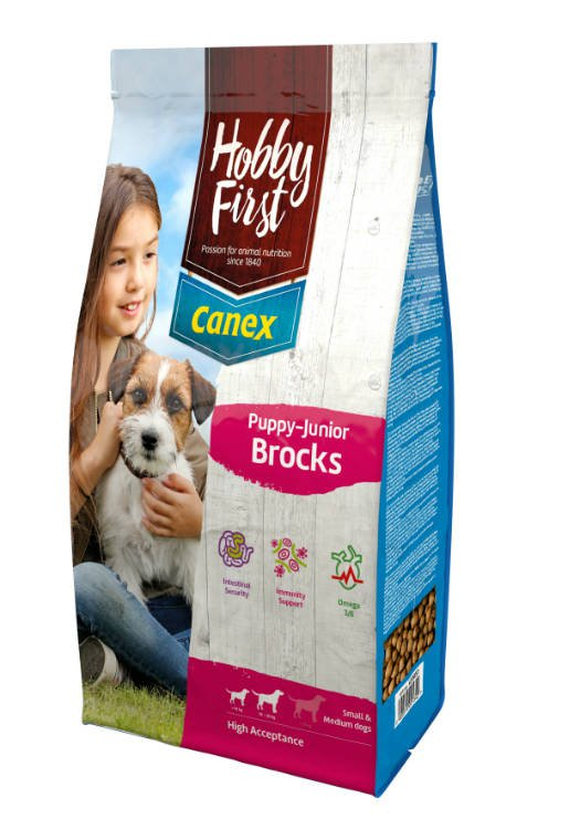 HobbyFirst Canex Puppy -Junior Brocks - 12 kg.