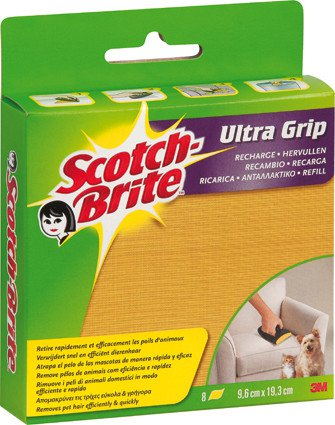 Scotch Brite Ultra Grip Navulling