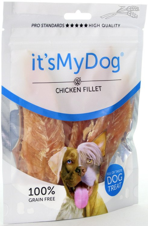 it's My Dog Chicken Fillet  - 85 gr.