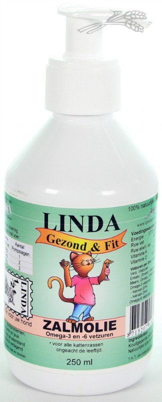 Linda Zalmolie - 250 ml.
