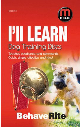 Mikki Dog Training Discs