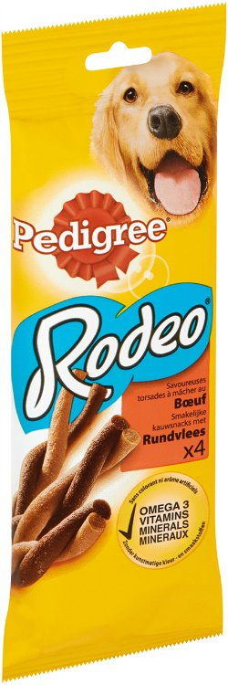 Pedigree Rodeo Snacks - 70 gr. (20 verp.)