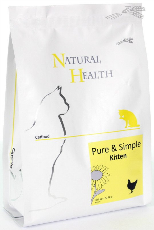 Natural Health Cat Kitten - 400 gr.