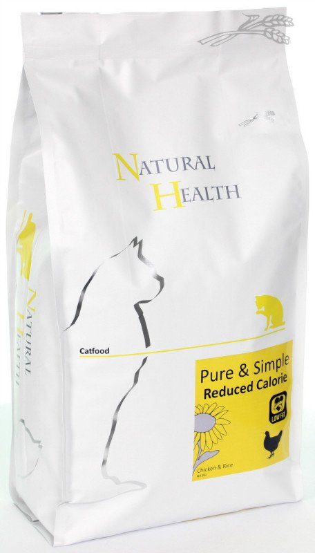 Natural Health Cat Reduced - 2,5 kg.