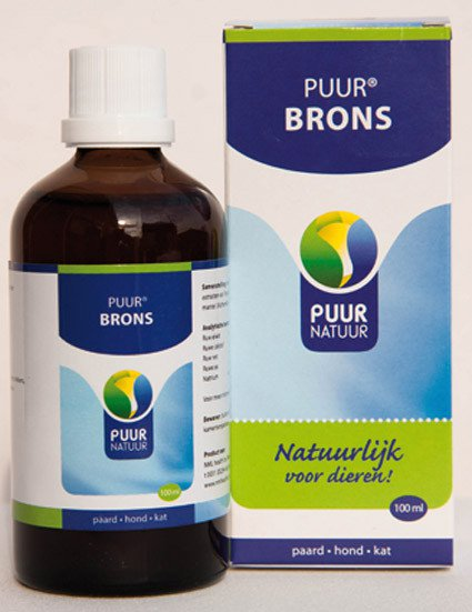 Puur Brons - 100 ml.