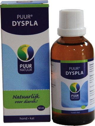 Puur Dyspla - 50 ml.
