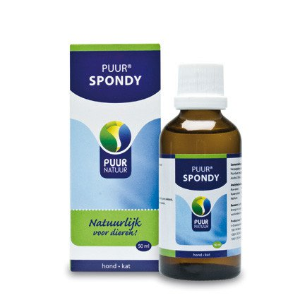 Puur Spondy - 50 ml.