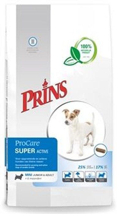 Prins ProCare Mini Super - 15 kg.