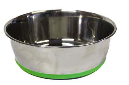 Rogz Bowlz Slurp Lime - Medium