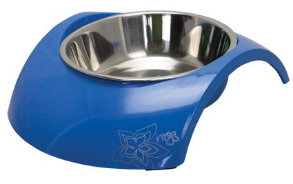 Rogz Bowlz Luna Blue - Small