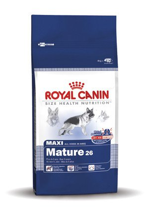 Royal Canin Maxi Adult 5+ - 4 kg.