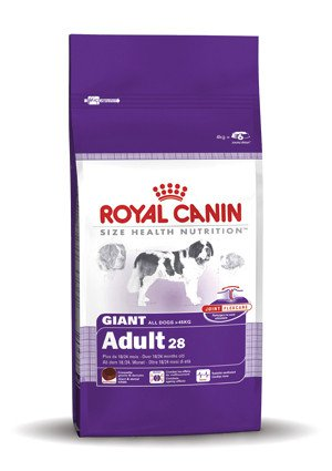 Royal Canin Giant Adult 28 - 15 kg.