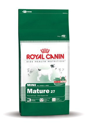 Royal Canin Mini Adult +8 - 8 kg.