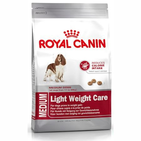 Royal Canin Medium Light Weight Care - 3 kg.